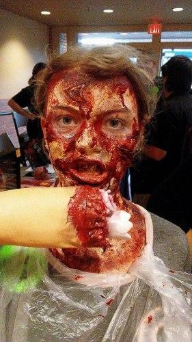 Meet Zombie FX Artistes Extraordinaire