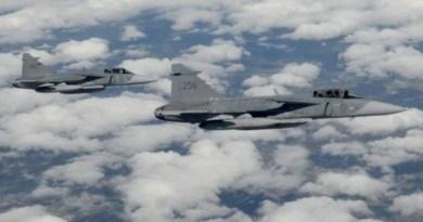 Gripens para reemplazar a los F-5 en Botsuana 