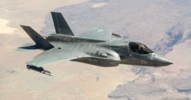 El Reino Unido arma sus F-35 con ASRAAM