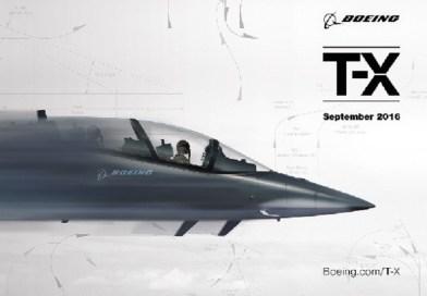 Boeing ofrece un vistazo del nuevo entrenador T-X