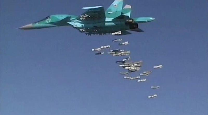Sukhoi Su-34 ( Avión de ataque y cazabombardero biplaza, pesado y de largo bimotor  Rusia ) 1044809393