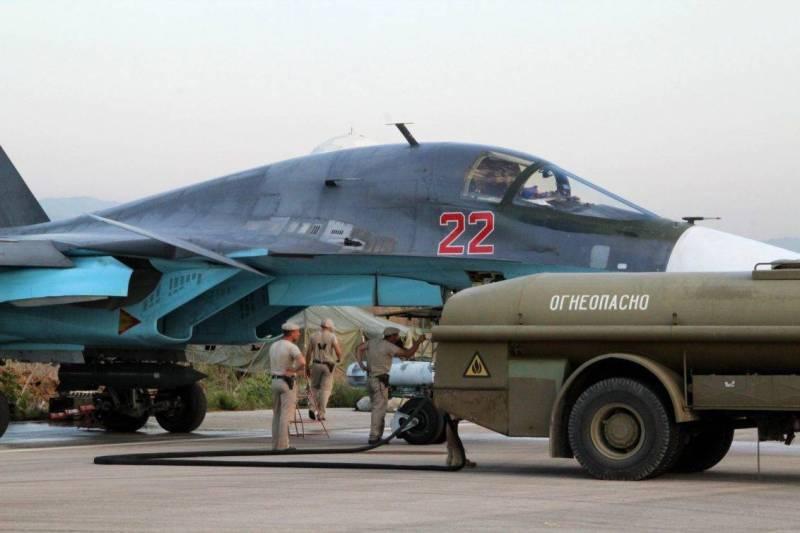 Sukhoi Su-34 ( Avión de ataque y cazabombardero biplaza, pesado y de largo bimotor  Rusia ) 1045349245