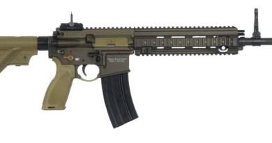El Ejército Francés selecciona al fusil HK416 para reemplazar al FAMAS
