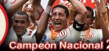 U campeón Nacional 2009
