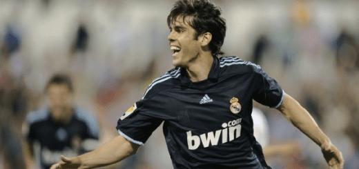 Kaká volvió con gol al Madrid