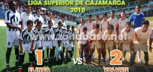 El Inca (1) - Volante (2)