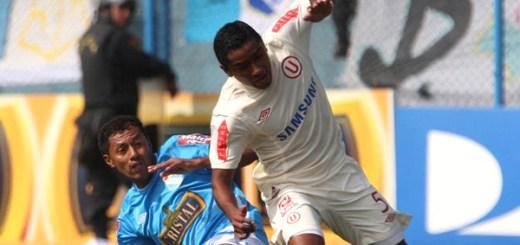 Universitario derrotó a Sporting Cristal