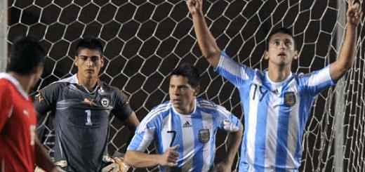 Argentina venció a Chile