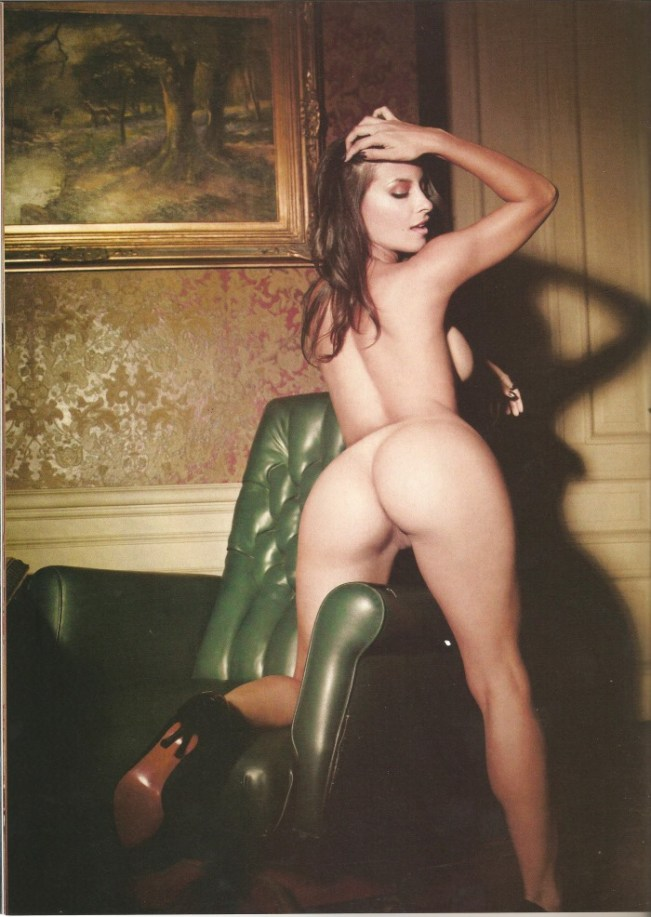 Lourdes Sanchez Playboy Abril 2013 zonabase (9)