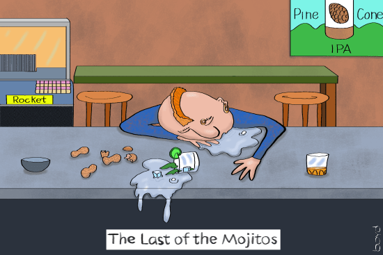 Last of the Mojitos