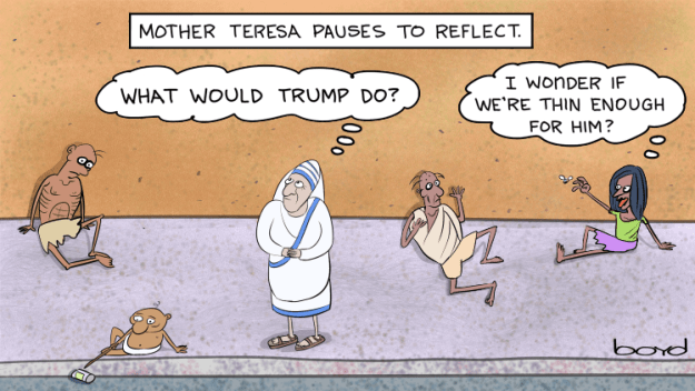 Mother Teresa Reflects