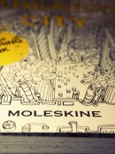 Moleskine Malbuch / ZoomLab