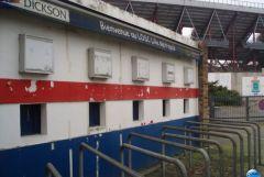 Billetterie du stade