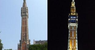 Visites guidées (Beffroi, City Tour, Grande Guerre,…) de l'Office de Tourisme de Lille du 06 au 13 avril 2016