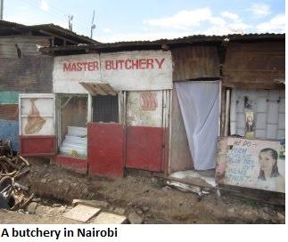 Nairobi butchery