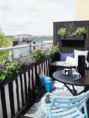 ogród-na-balkonie