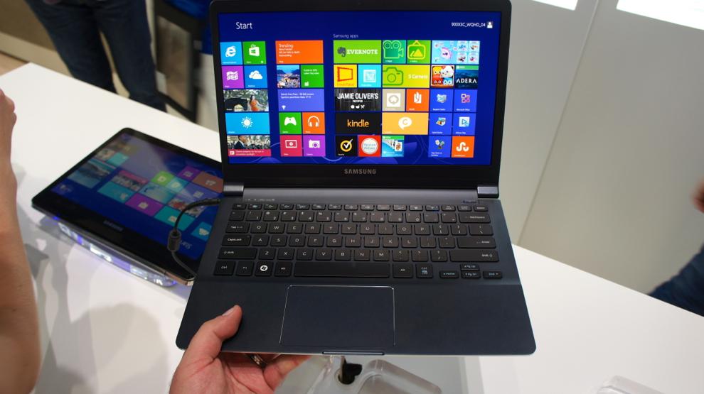 Samsung New Series 9 WQHD: cores nítidas e vibrantes