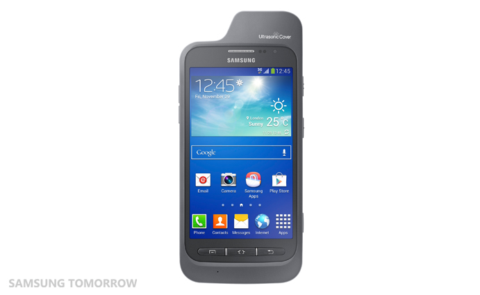 Galaxy-Core-Adcance-Ultrasonic-Cover-Front-side-with-the-device