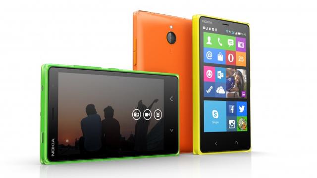 Nokia X2 - dest