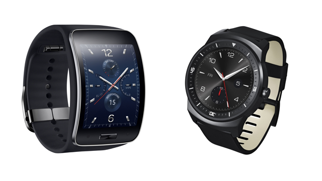 gear s - lg g watch