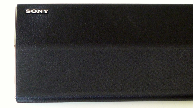 sony sound bar CT370 - 01