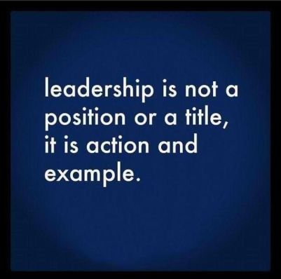 leadershipis