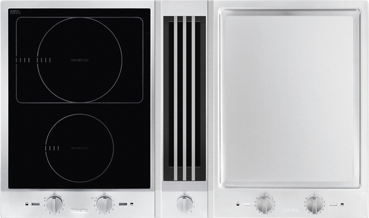 Fullsize Of Miele Induction Cooktop