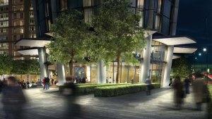1 Merchant Square, London, Robin Partington & Partners Architects