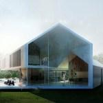Triangular House