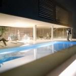 Triangular House Pool