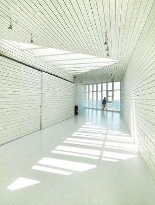 The Long Studio interior 1