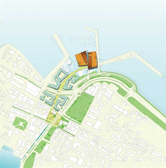 Master Plan - East Harbour Project