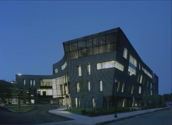 Yale University Health Building