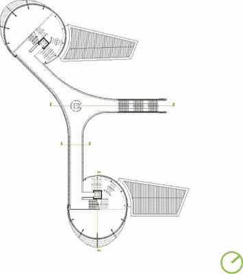 Bridge level plan