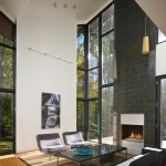 Living Space and Hearth ©Anice Hoachlander