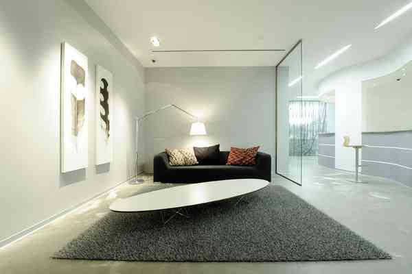 Lounge with sofa