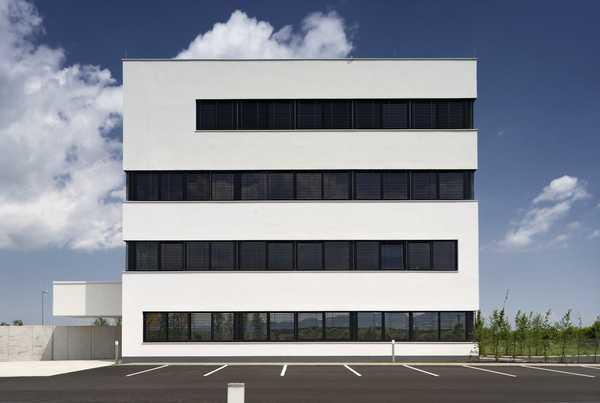 Alpine Office Building - West View
