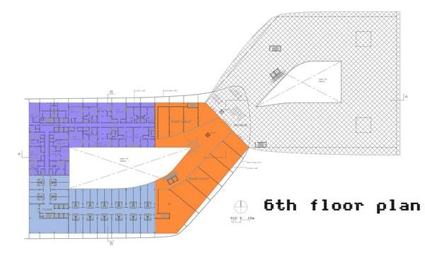 6th Floor-Plan