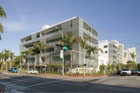 Montclair apartment complex