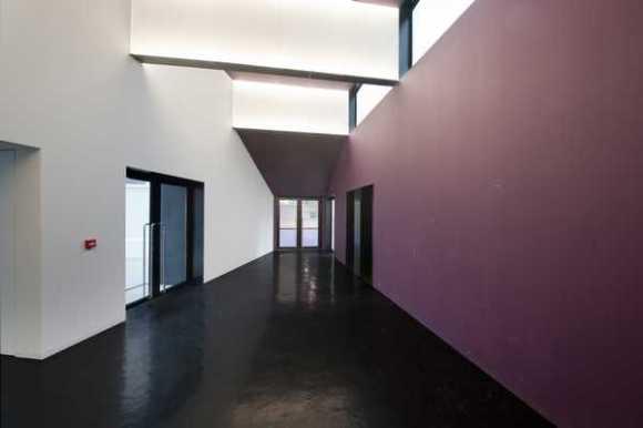 Entry of Locker Room
