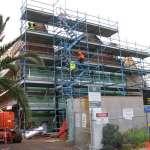 Pegs Junior Educational Building - Construction 2