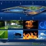 Four Garden - Four Elements