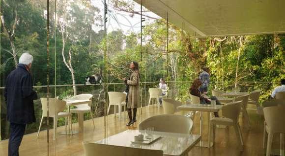 Primorskiy's new Zoological Park