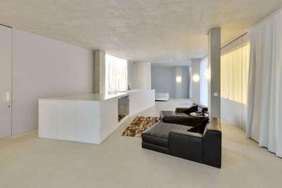 Living Room (Image Courtesy Jan Bitter)