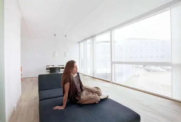 Interior View (Image Courtesy Jasper Carlberg)