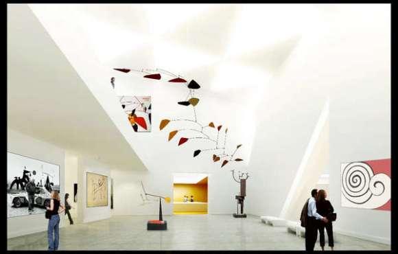 Rendering exhibition