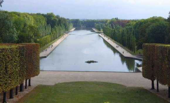 Reference image : Parc de Sceaux, Paris FRANCE