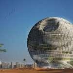 Sphere building