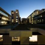 Night View (Images Courtesy FG+SG Fotografia de Arquitectura)