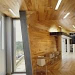 Interior View (Images Courtesy Justin Maconochie)